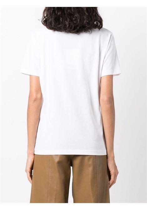 t.shirt girocollo in cotone bianco K-Tiger KENZO | T-shirt | FB6-2TS918-4SA01B