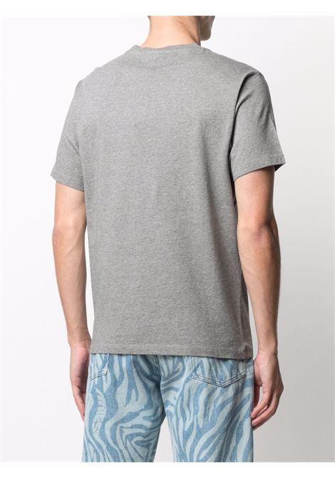 T-shirt Tiger in cotone grigio KENZO | T-shirt | FB6-5TS020-4YA95
