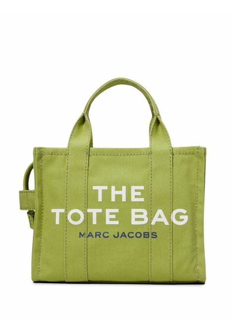 Lime green cotton The Mini Snoopy tote bag   MARC JACOBS |  | H025M06FA21322