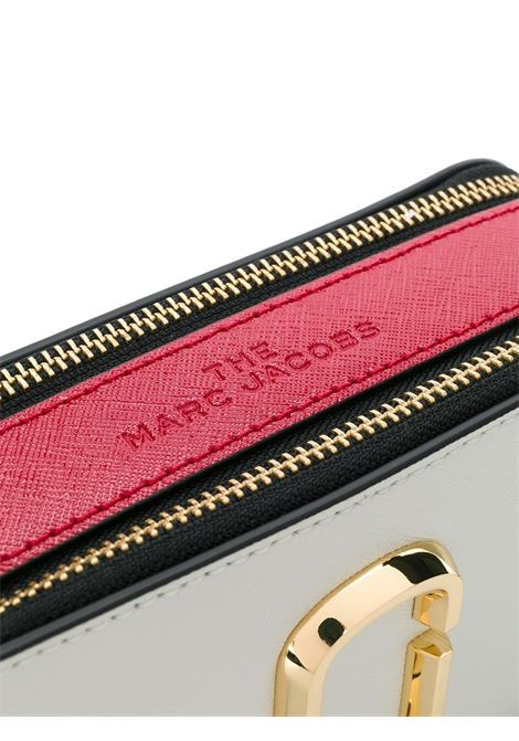 ivory cow leather The Snapshot crossbody bag  MARC JACOBS |  | M0012007178