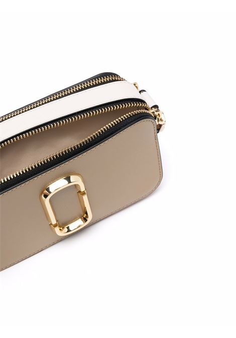 beige cow leather The Snapshot crossbody bag  MARC JACOBS |  | M0012007289