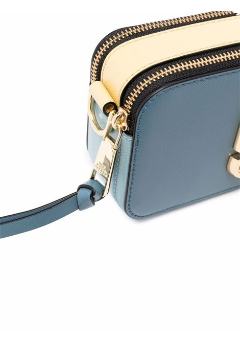 Blue and yellow leather The Snapshot crossbody bag MARC JACOBS |  | M0012007423