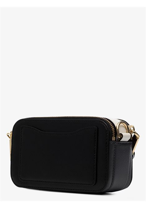 Black cow leather The Snapshot crossbody bag  MARC JACOBS |  | M0014146003