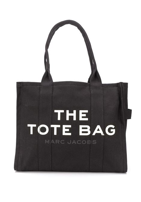 Black cotton large The Tote Bag  MARC JACOBS |  | M0016156001