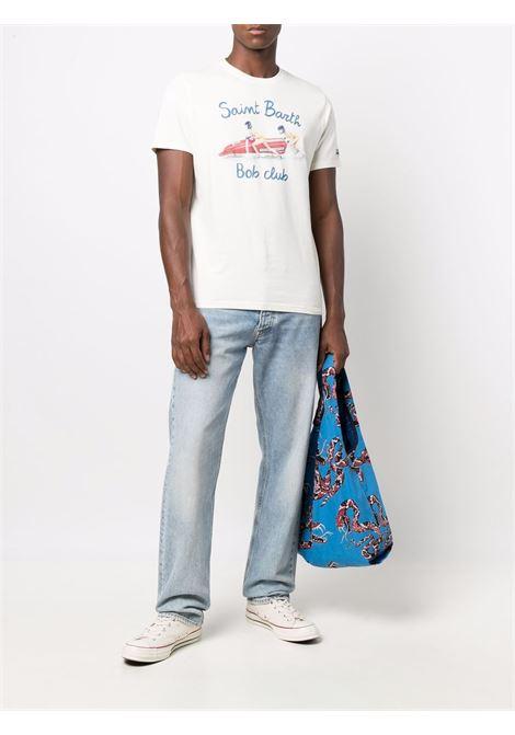 T-shirt a maniche corte in cotone bianco Bob Club MC2 | T-shirt | ARNOTT-BOB GIRL10