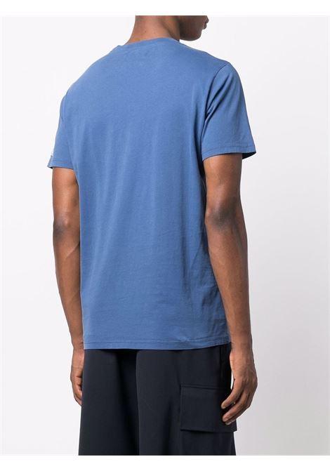 Blue cotton graphic-print short-sleeved T-shirt  MC2 |  | ARNOTT-TONIC LEMON61