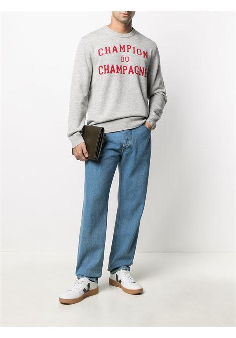 Light grey wool and cashmere Champion Du Champagne MC2 |  | HERON-CHAMPION DU CHAMPAGNE15ML41