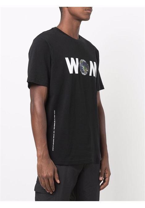 Black cotton World Of Moncler cotton T-shirt  MONCLER GENIUS |  | 8C000-08-8392B999