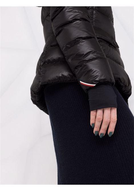 black Armonique down jacket with detachable fox fur trimmed hood MONCLER GRENOBLE |  | ARMONIQUE-1A000-34-53071999