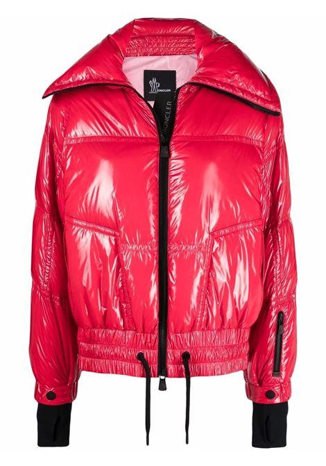 Piumino imbottito in nylon laquè rosso lucido Chambairy MONCLER GRENOBLE | Giubbini | CHAMBAIRY 1B508-00-539FT454