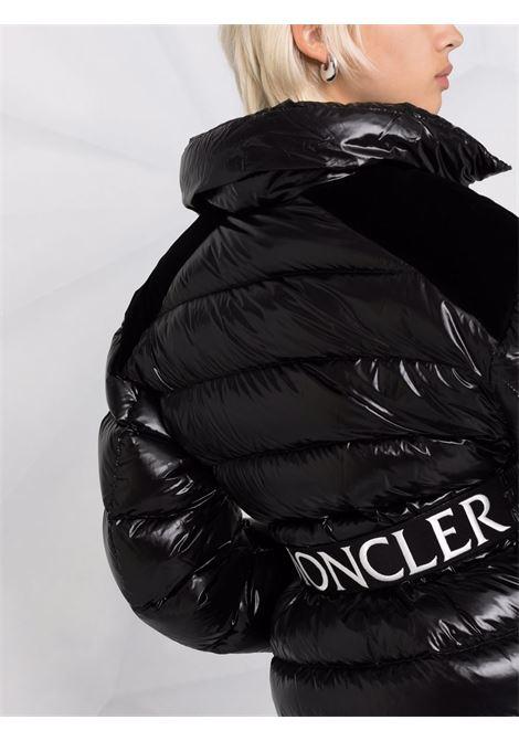 black Celepine nylon laquè down jacket MONCLER |  | CELEPINE 1A000-56-54AN2999