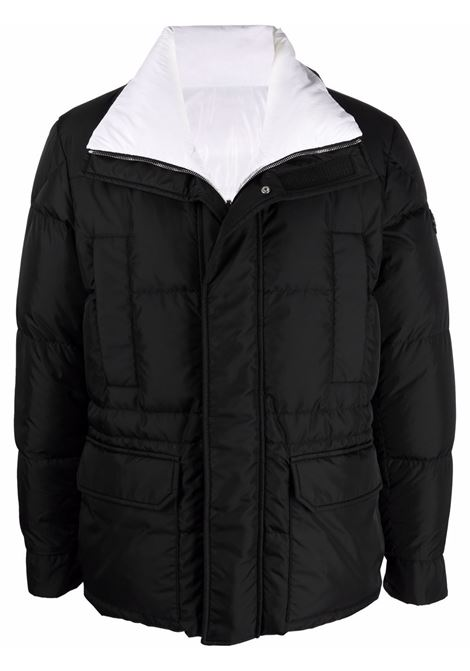 Giubbino reversibile bianco e nero Guerin in nylon rainwear MONCLER | Giubbini | GUERIN 1B000-05-68352999