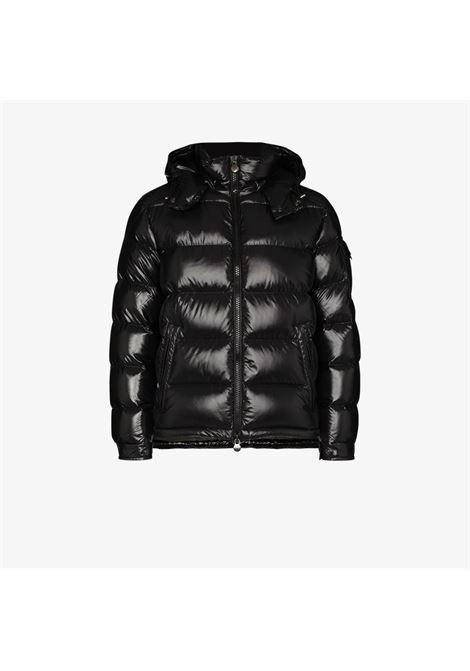 Black shell Maya hooded down jacket MONCLER      MAYA 1A536-00-68950999