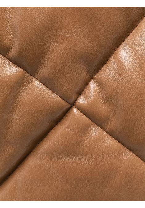 borsa tote marrone trapuntata imbottita STAND STUDIO | Borse tote | ASSANTE-61385-860012000