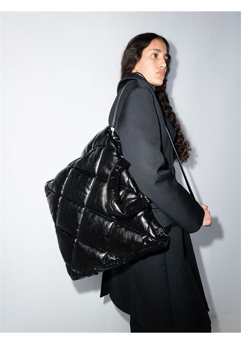 Large shopping bag in quilted eco-leather STAND STUDIO | Borse tote | ASSANTE-61385-860089900