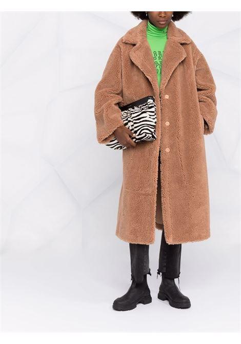Sand wool Maria oversized coat  STAND STUDIO |  | MARIA-61122-904010500