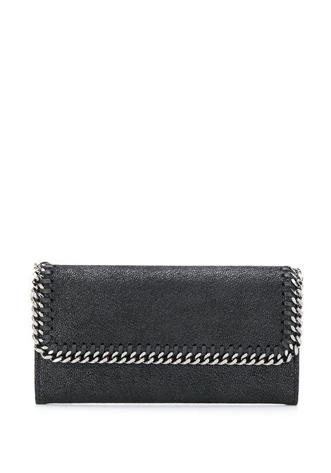black eco-leather Falabella continental wallet  STELLA MC CARTNEY |  | 430999-W91321000