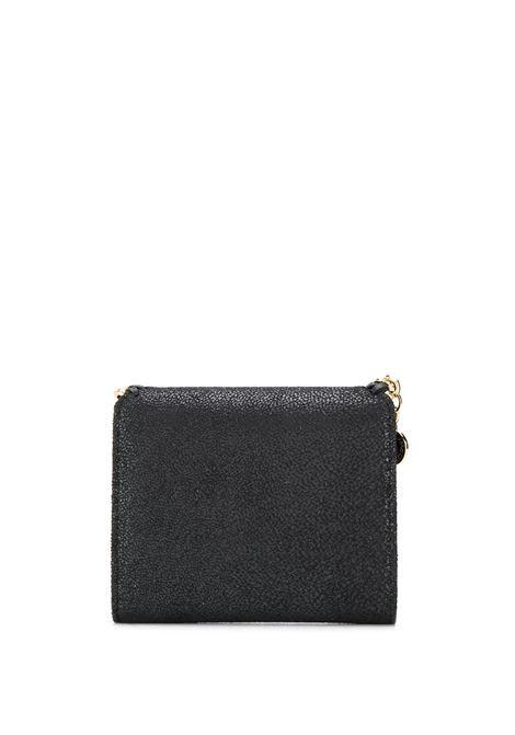 black Falabella small flap wallet with gold-tone chain STELLA MC CARTNEY |  | 431000-W93551000