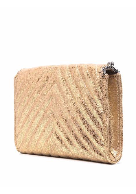 Gold-tone artificial leather Mini Falabella Crossbody bag STELLA MC CARTNEY |  | 581238-W8860T701