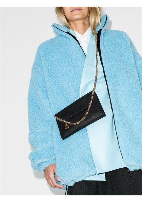 Black vegan leather mini Falabella crossbody bag  STELLA MC CARTNEY |  | 581238-W93551000
