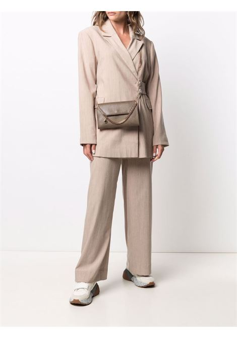 Green faux leather Mini Falabella Crossbody bag  STELLA MC CARTNEY |  | 581238-W93553032