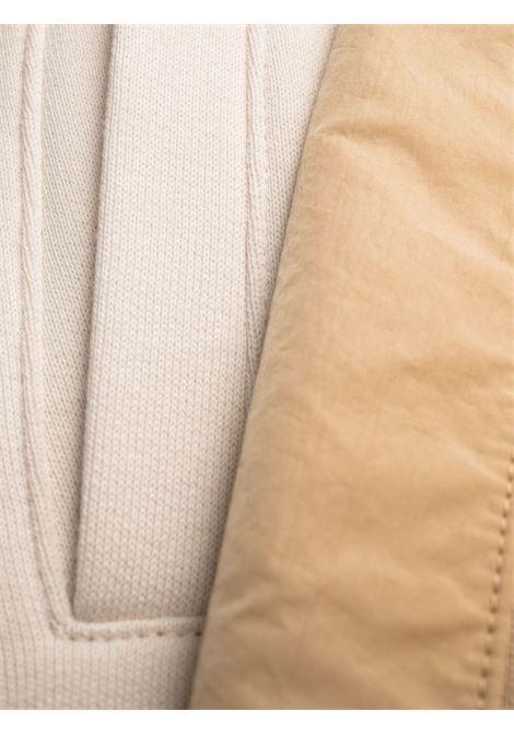 Cream beige and yellow cotton Stella McCartney logo track pants STELLA MC CARTNEY |  | 603658-SOW799201