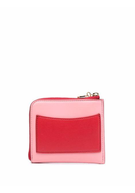 pink faux leather Stella Logo cardholder STELLA MC CARTNEY |  | 700253-W88566601