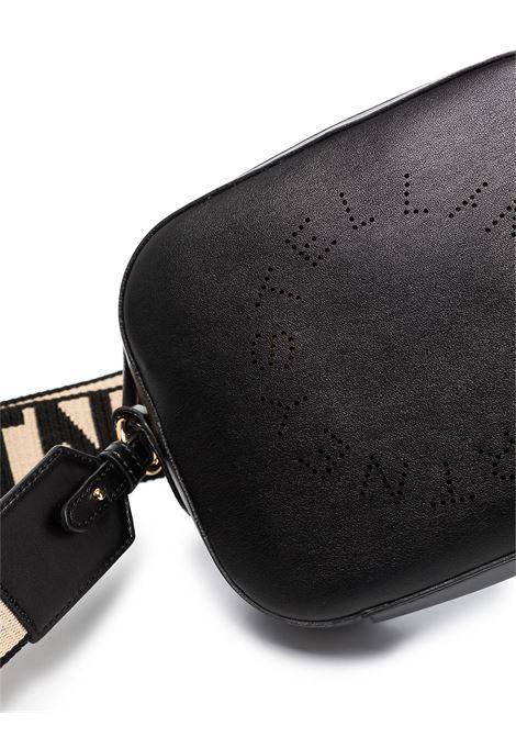 Black mini Stella Logo crossbody bag   STELLA MC CARTNEY |  | 700266-W85421000