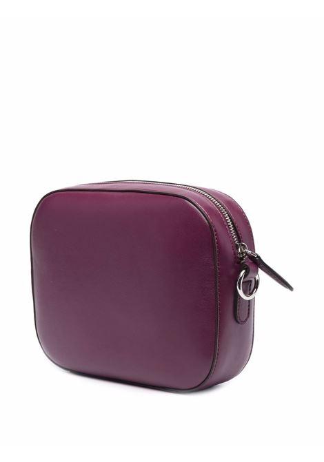 Purple mini Stella Logo crossbody bag STELLA MC CARTNEY |  | 700266-W85425102