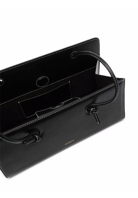 Taco bag in black leather  YUZEFI |  | TACO-YUZICO-UB-TC00