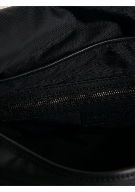 borsa messenger nera con logo Dolce & Gabbana DOLCE & GABBANA | Borsa | BM0845-A4522GRIGIO ANTRACITE