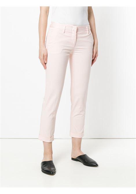 Pantaloni skinny rosa chiaro in misto cotone ASPESI |  | H102-F02685283
