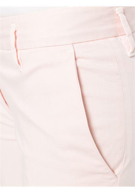Pantaloni skinny rosa chiaro in misto cotone ALBERTO ASPESI | Pantaloni | H102-F02685283