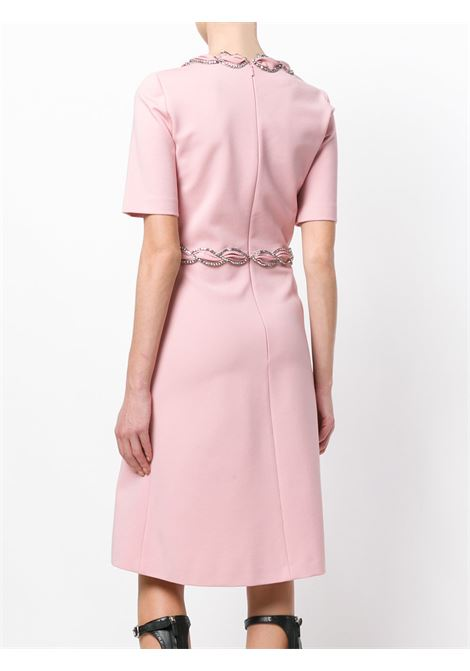 light pink Svarovski crystal emebellishment dress GUCCI |  | 501513-X9M655184