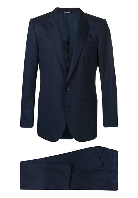 two-pieces dark blue wool smoking DOLCE & GABBANA |  | GK0RMT-FU3NTB0387