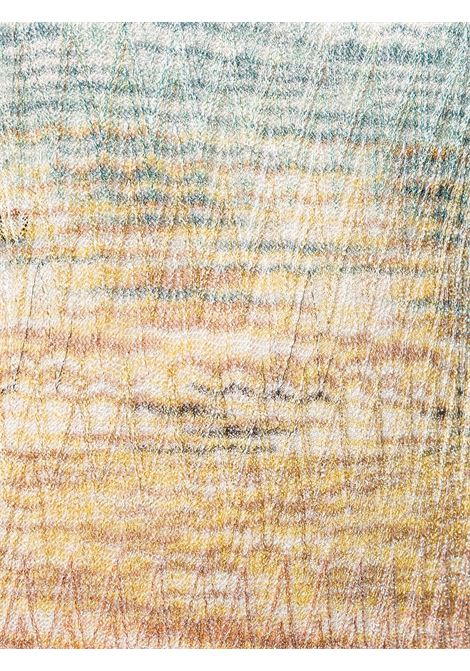 Abito multicolore effetto sfumato zig zag MISSONI | Abiti | MDG00235-BR0044SM688