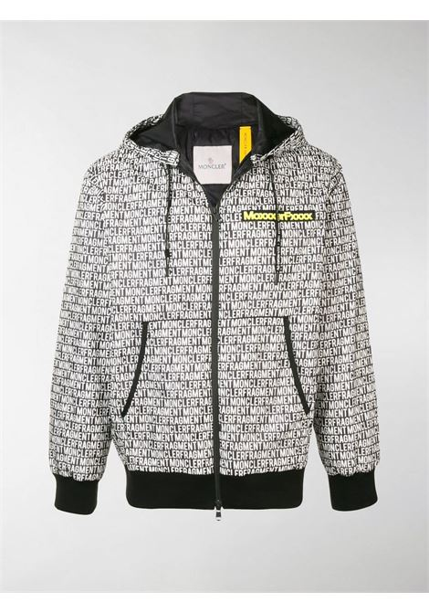 Rap nylon jacket by Moncler Genius x Fragment Design MONCLER GENIUS |  | RAP 41300-00-539KQ999