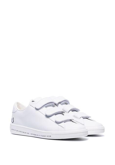 Moncler Genius  X Fragment Design white strap Fitzroy sneakers MONCLER GENIUS |  | 00400-00-01837 FITZROY001