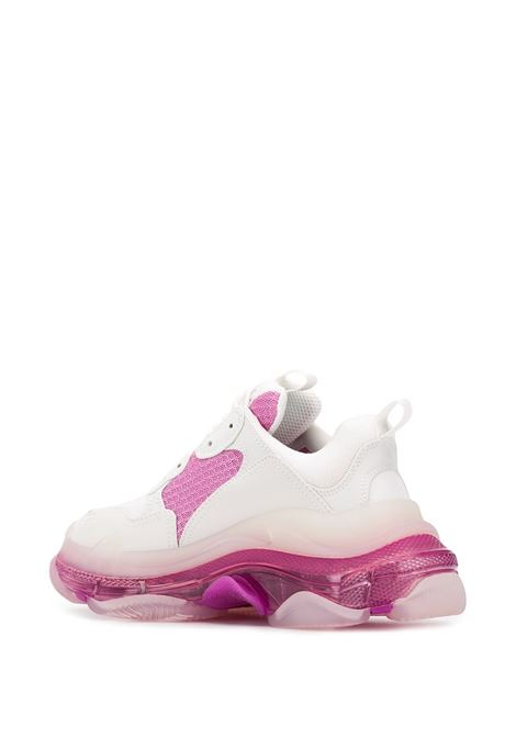 Triple S white and pink chunky sneakers BALENCIAGA |  | 544351-W09ON9025