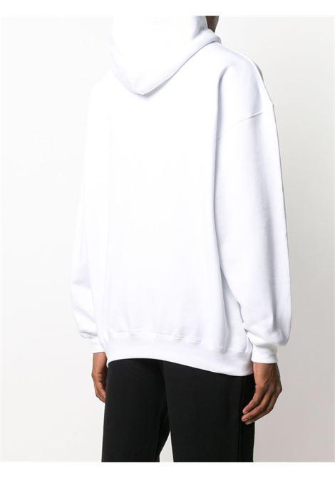 white oversize cotton hoodie BALENCIAGA |  | 578135-TGV499000