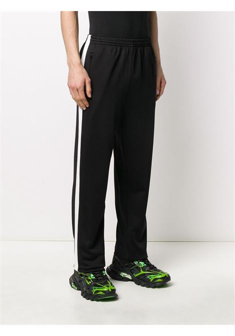 black track pants with side white stripe BALENCIAGA |  | 601609-TGV041070