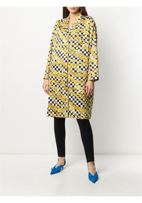 multiprint chemisier dress BALENCIAGA |  | 602451-TGL091070