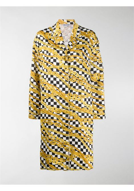 multiprint chemisier dress BALENCIAGA |  | 602451-TGL091070