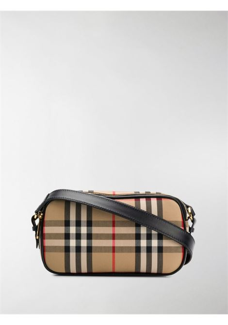 vintage Burberry Check print camera bag BURBERRY |  | 8022345-LS CAMERA MICRO HOA7026