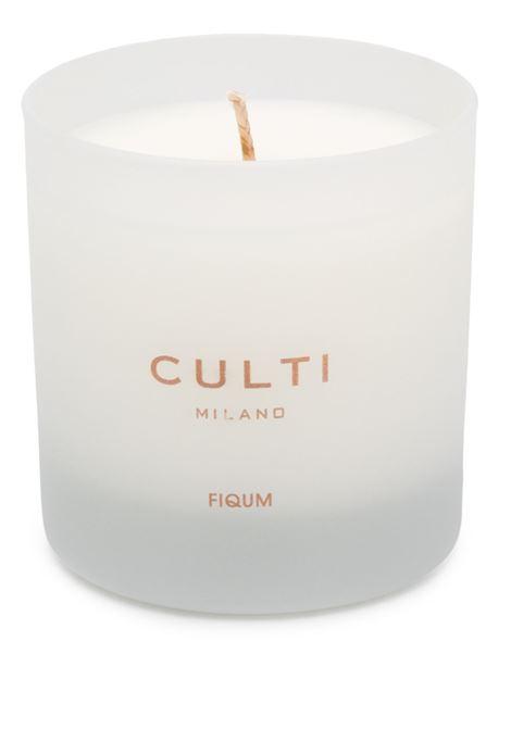 270gr Fiqum fragrance in frosted glass CULTI |  | CA CULTI VCS 270GFIQUM