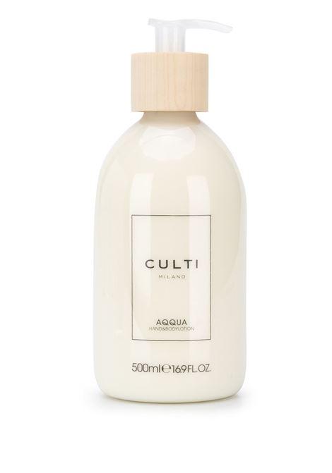 Crema mani e corpo Aqqua in confezione da 500ML CULTI | Crema | PC WELC. CHB 500MLAQQUA