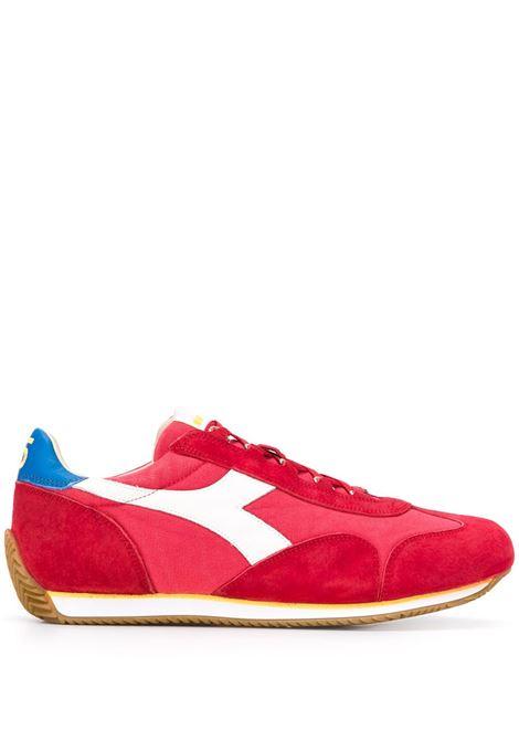 red Equipe suede sneakers  DIADORA |  | 174735--EQUIPE H CANVAS SW45041