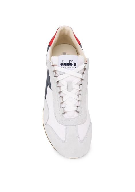suede and leather light grey Equipe sneakers DIADORA |  | 174735--EQUIPE H CANVAS SWC4656