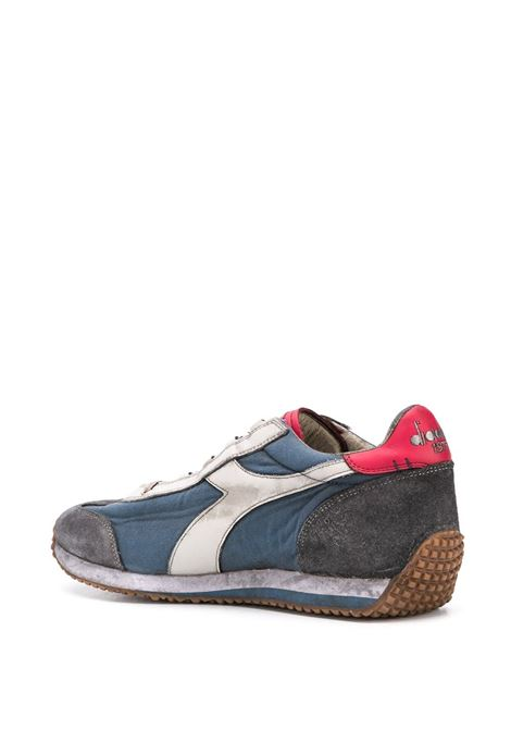 vintage effect olive green Equipe sneakers DIADORA |  | 174736-EQUIPE H DIRTY SW EVO60125