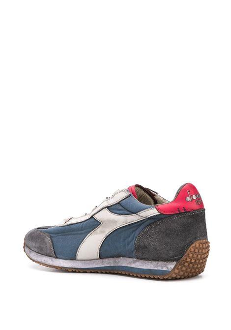 sneakers Equipe effetto vintage verde bosco DIADORA | Scarpa | 174736-EQUIPE H DIRTY SW EVO60125